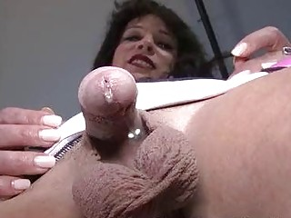 Gina Hart wants you to eat her yummy shemale precum